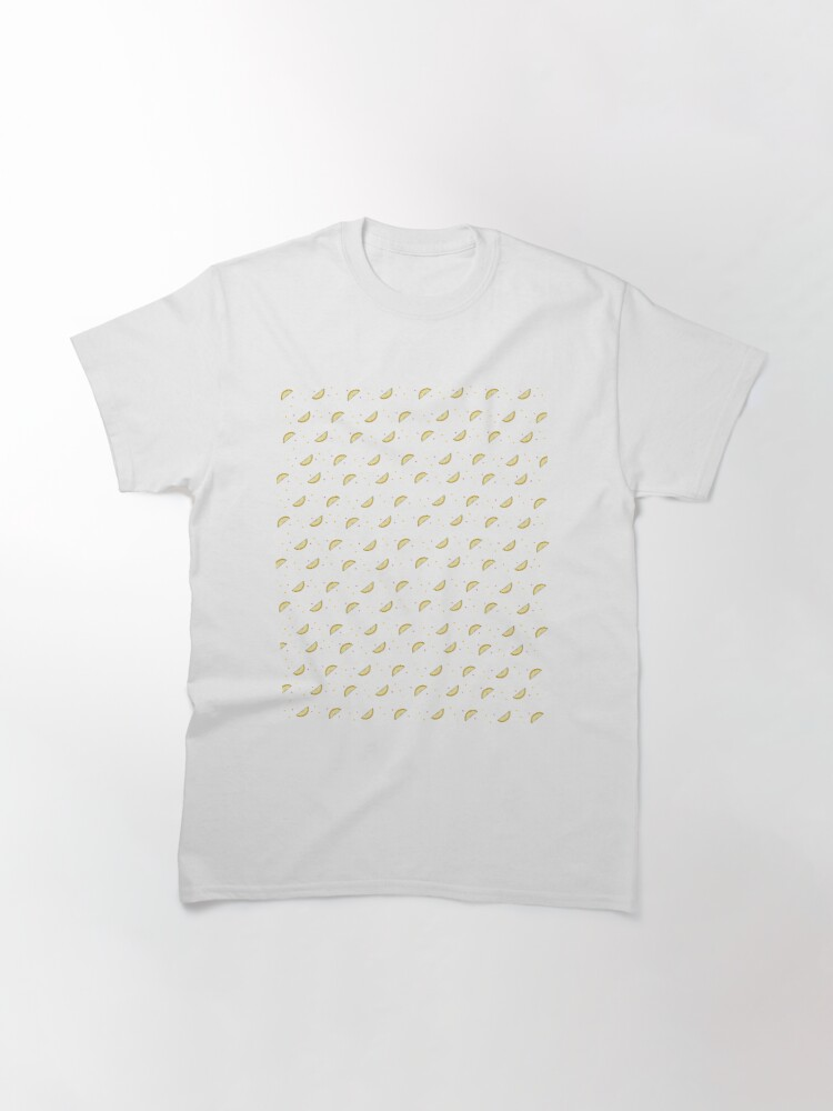 Alternate view of Lemon Dots Classic T-Shirt