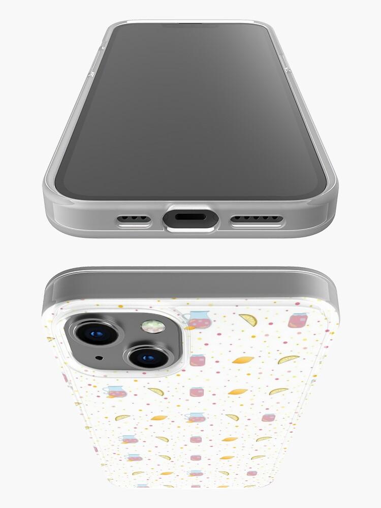 Alternate view of Pink Lemonade Pitcher iPhone Case