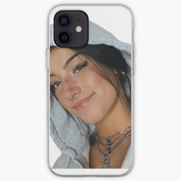 Charlie Damelio - Tik Tok reference Coque souple iPhone