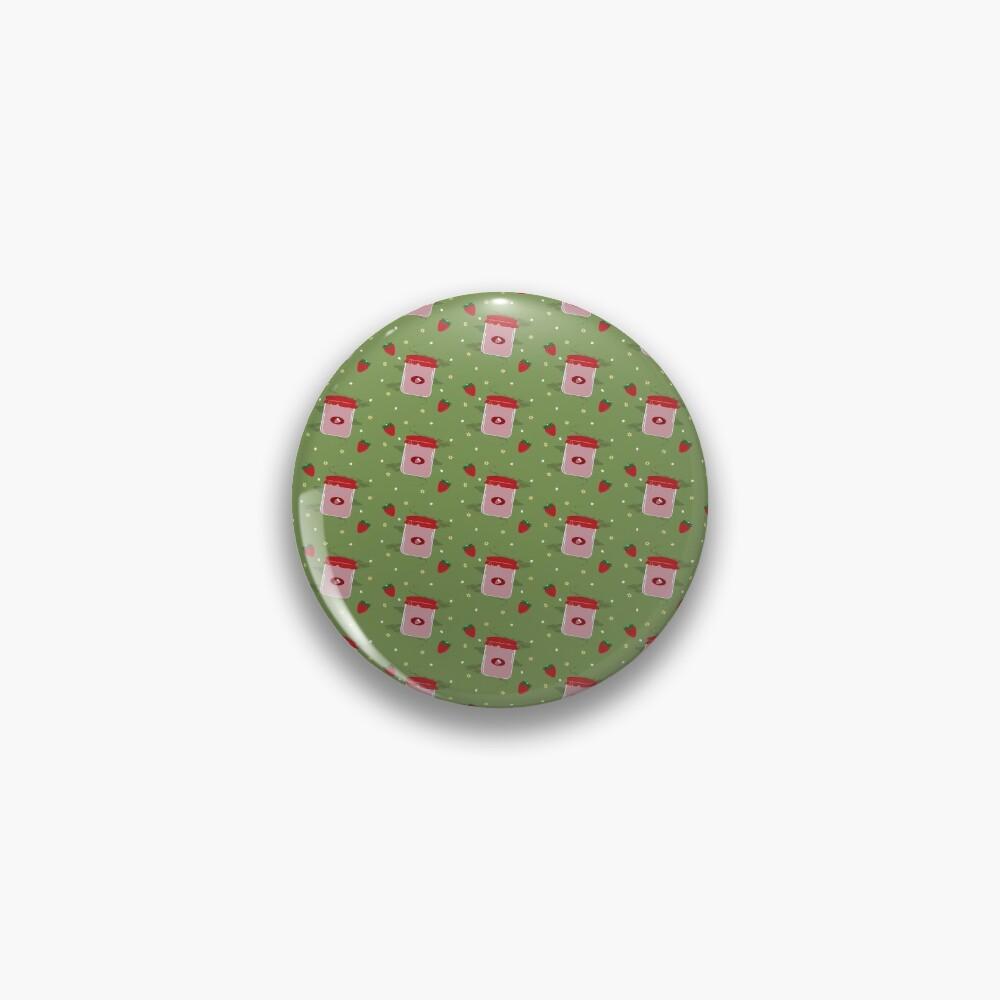Strawberry Sticker Pack Pin