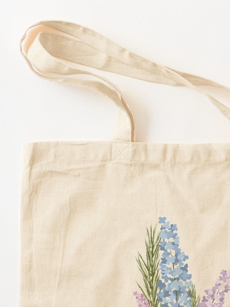 Alternate view of Wildflowers Tote Bag