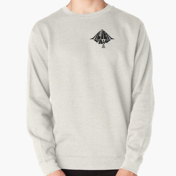 Black Alien Fair Logo Pullover Sweatshirt