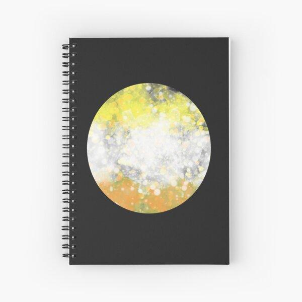 Maverique Moon Spiral Notebook