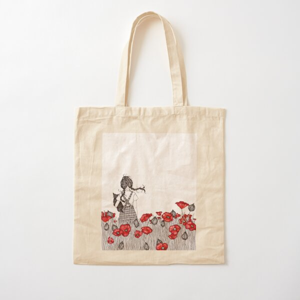 Dreaming of Oz Cotton Tote Bag