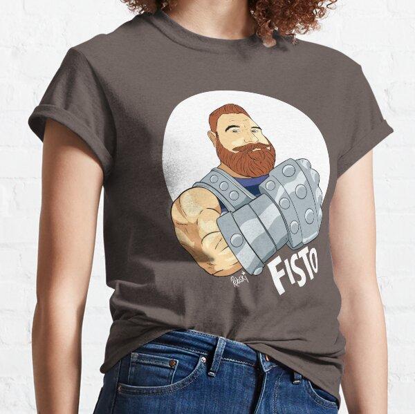 FISTO dark tee Classic T-Shirt