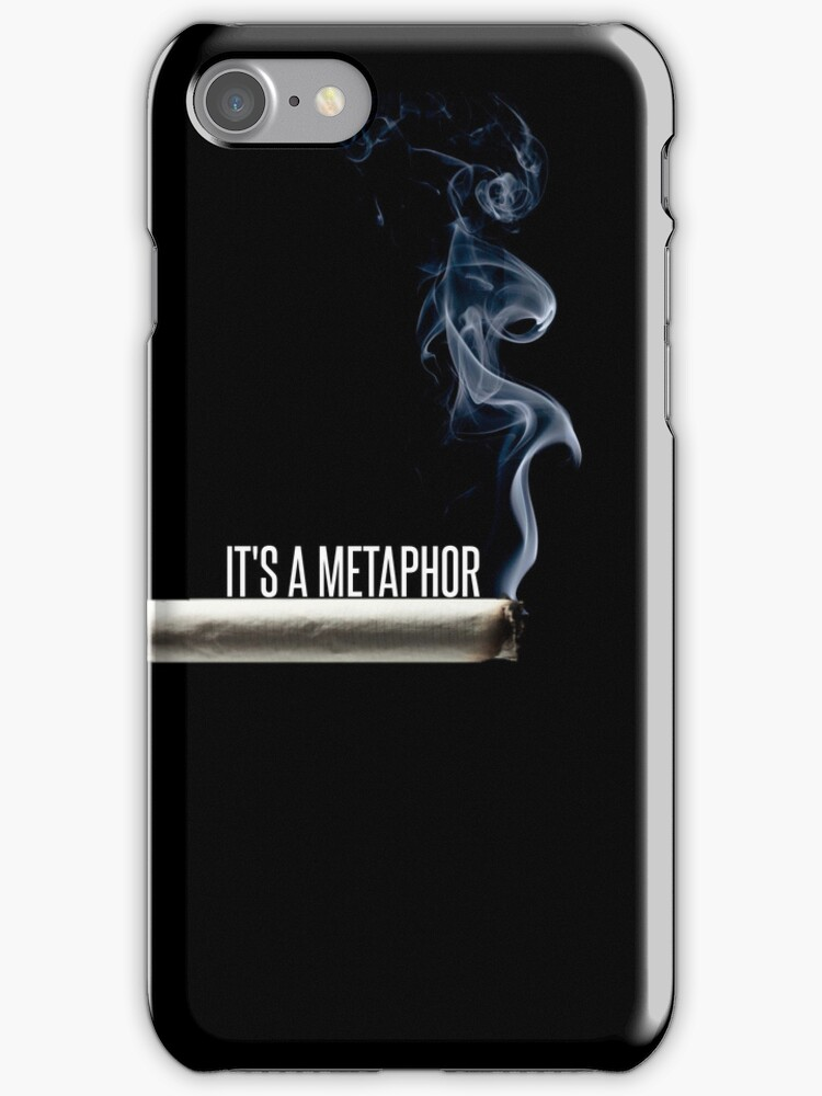 The Fault in Our Stars iPhone Case by ShelbMali
