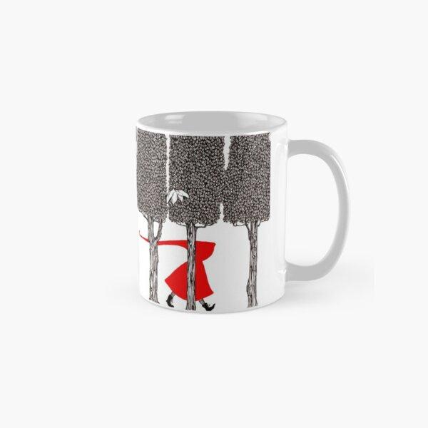 Red Riding Hood Classic Mug