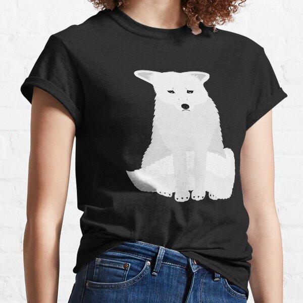 Sad Arctic Fox Classic T-Shirt
