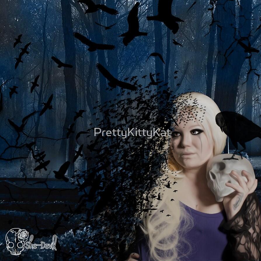 Bird Dispersion by PrettyKittyKat