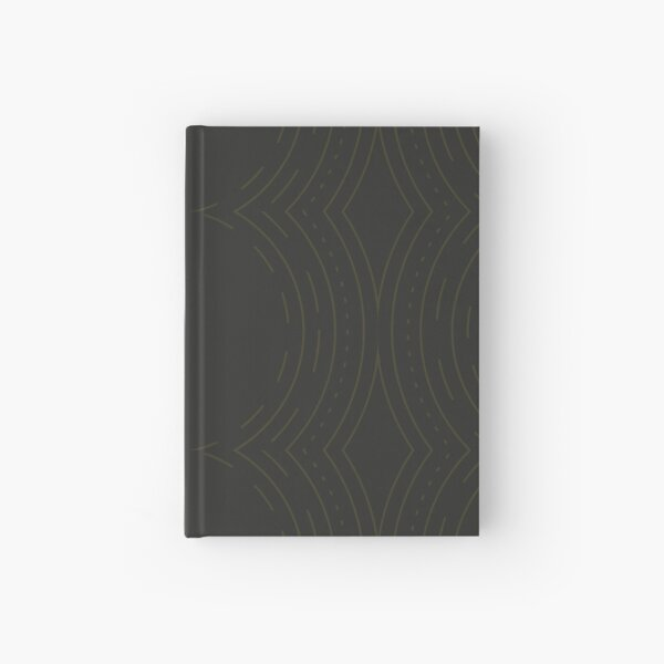 Black Cultural Circle Hardcover Journal