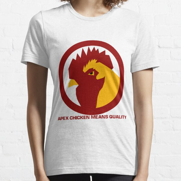Apex Chicken Means Quality Essential T-Shirt