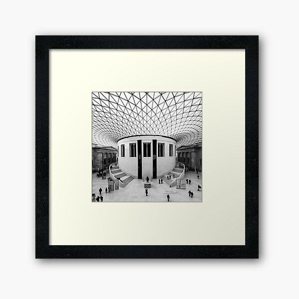 British Museum Framed Art Print