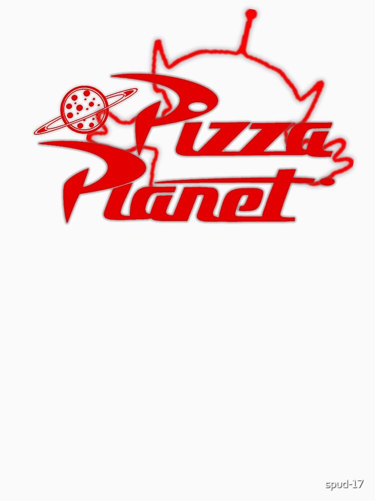 Pizza Planet! Ooooohhh! by spud-17
