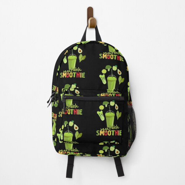 Healthy fruit and vegetable smoothie Backpack