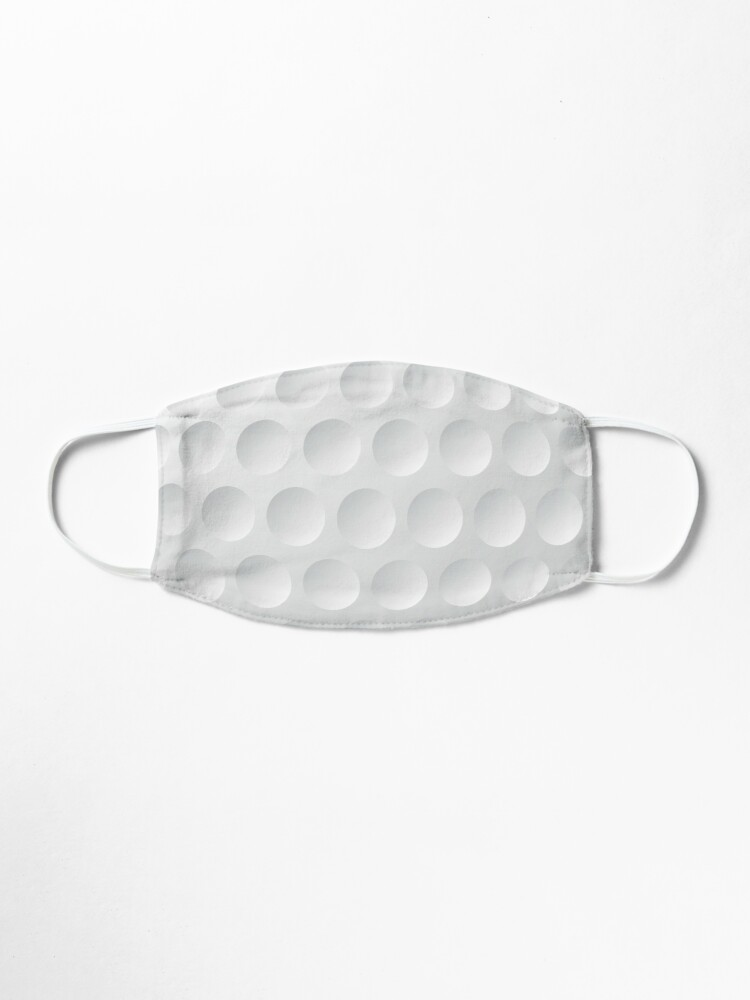 Alternate view of Golf Ball Mask