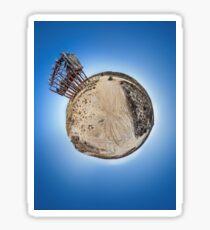 Little World of Murray-Sunset Gypsum Mine Hopper Sticker