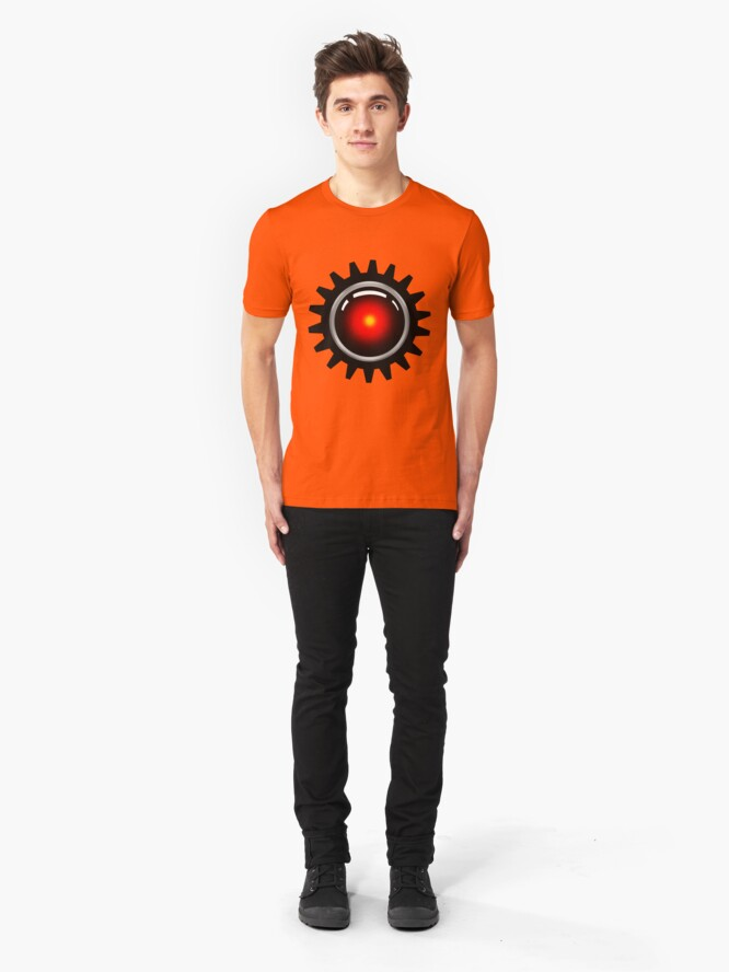 Alternate view of Clockwork Halex Slim Fit T-Shirt
