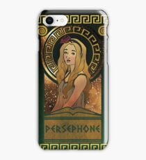 Olympia Heights: Persephone iPhone Case/Skin