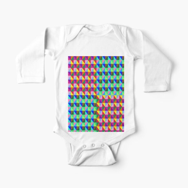 iLLusion Long Sleeve Baby One-Piece