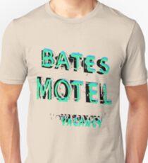 Bates Motel T-Shirt Unisex T-Shirt