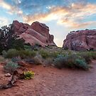 Twilight in Arches NP by Eros Fiacconi (Sooboy)