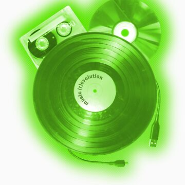 Music (R)Evolution [green] by huffu8