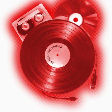 Music (R)Evolution [red] by huffu8