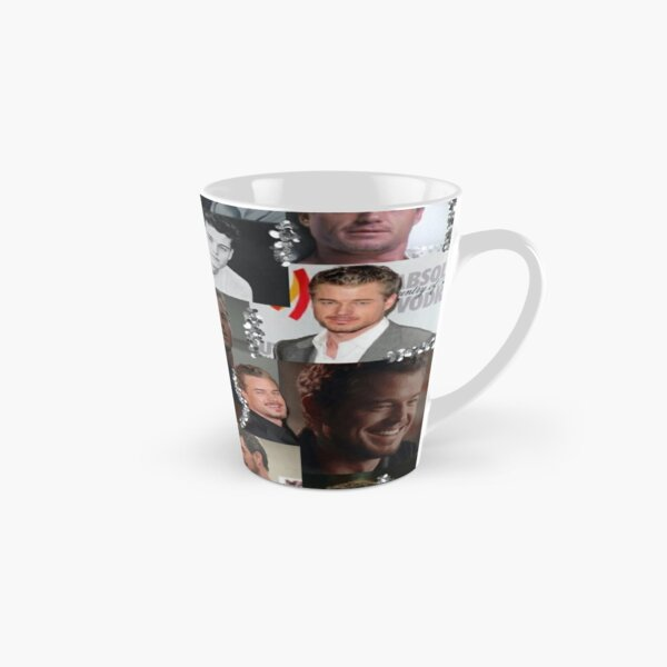 Mark Sloan Collage Tall Mug