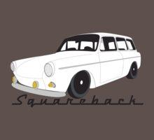 Squareback | Unisex T-Shirt