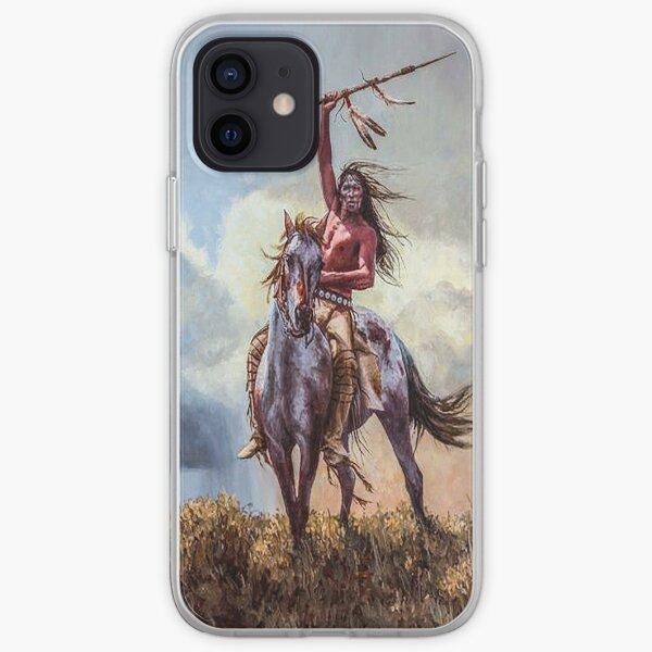 fwc 4976 native american iPhone Soft Case