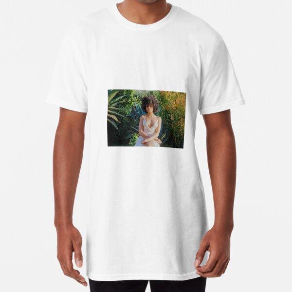 Good Feeling Cover Art Merch Long T-Shirt