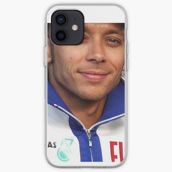 Valentino Rossi - Donington Funda blanda para iPhone