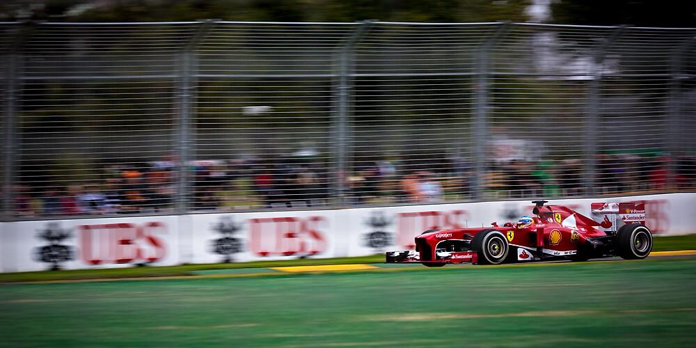 F1 by tenchi
