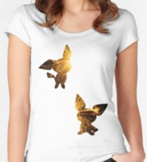 The Pichu Brothers used Spark Women's Fitted Scoop T-Shirt