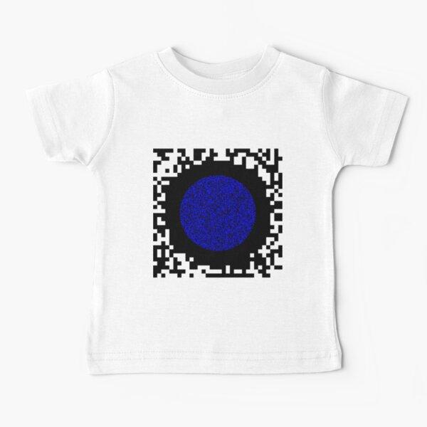 Optical illusion abstract art Baby T-Shirt