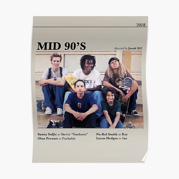 Mid 90's alternate poster Poster