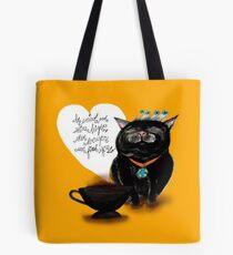 WHAT MY COFFEE SAYS TO ME NOVEMBER 7 2015 Tote Bag