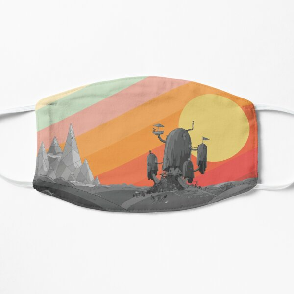 Land Of Ooo (Adventure Time) Mask