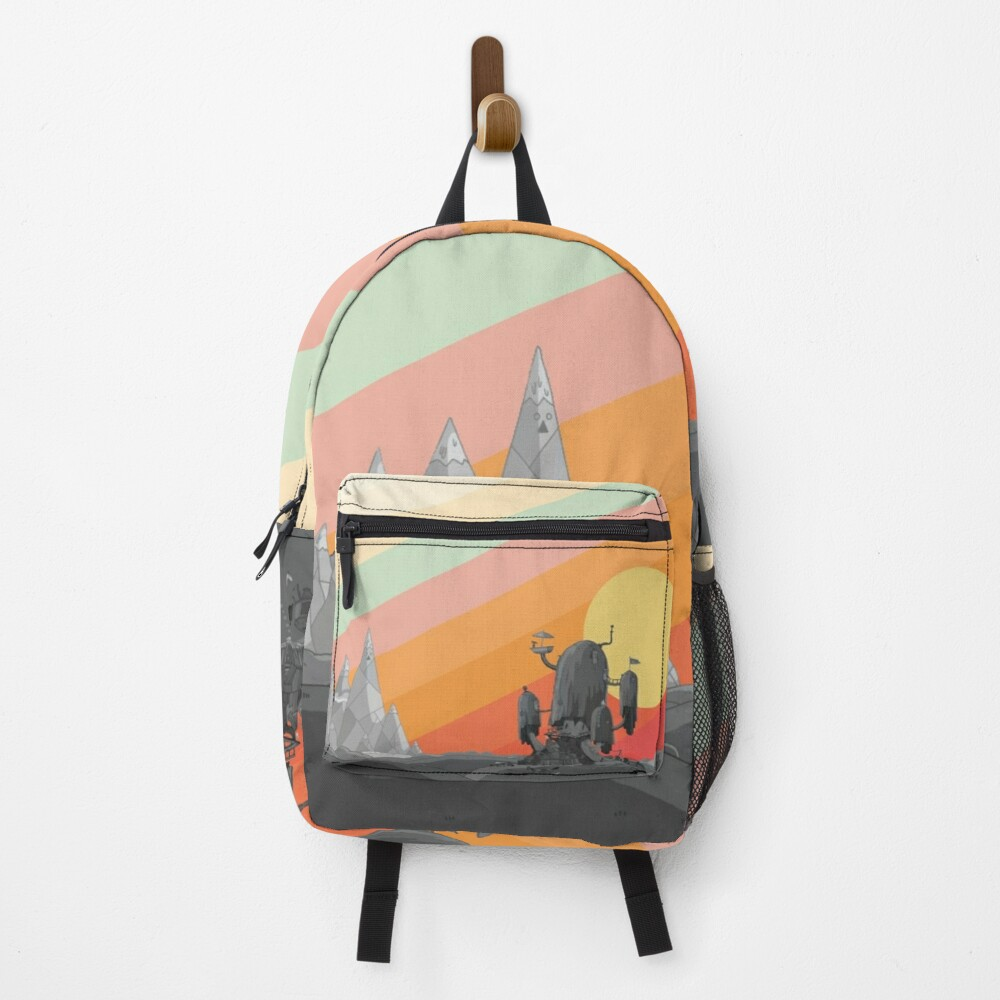 Land Of Ooo (Adventure Time) Backpack