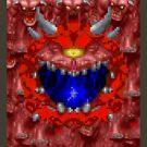 Caco/demon by calart