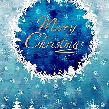 Fröhliche Weihnachten von MartaOlgaKlara