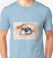 Jigsaw Eye Unisex T-Shirt