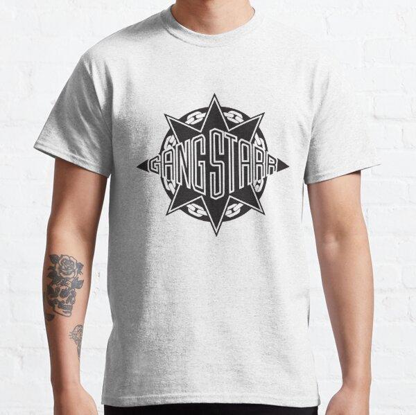 Gangstarr 90 Hip Hop Rap T-shirt classique