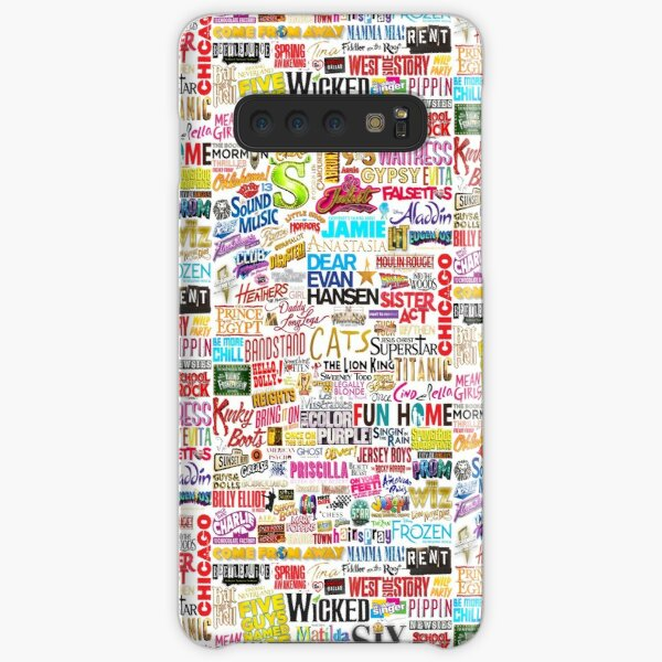 Musicals (2020 Edition) Samsung Galaxy Snap Case