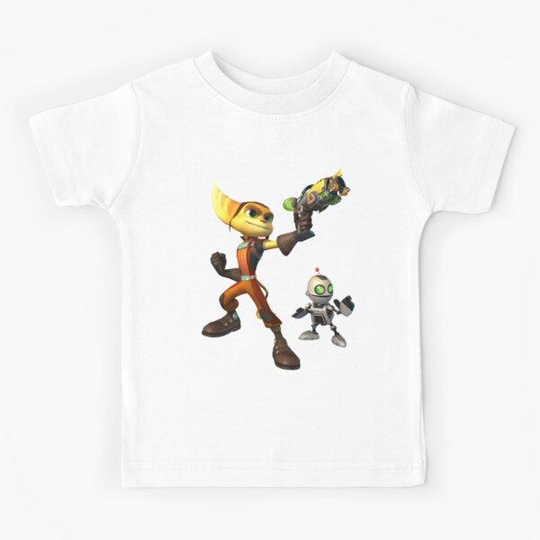 Ratchet y Clank Camiseta para niños