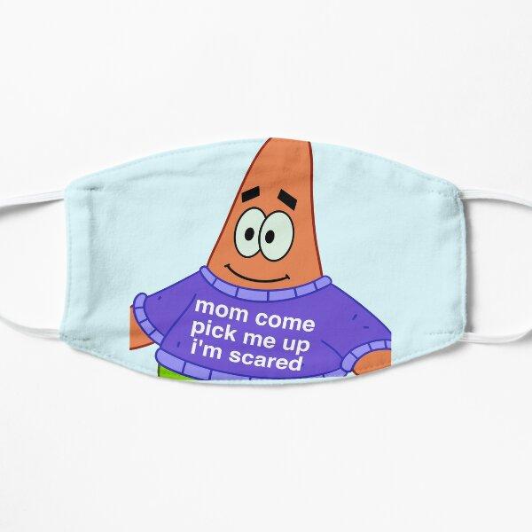 Scared Patrick (mom come pick me up i'm scared) Mask
