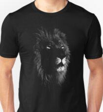 africa lion, lion black shirt Unisex T-Shirt