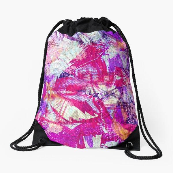 Chaos Graffiti ( L00N4 ) Drawstring Bag
