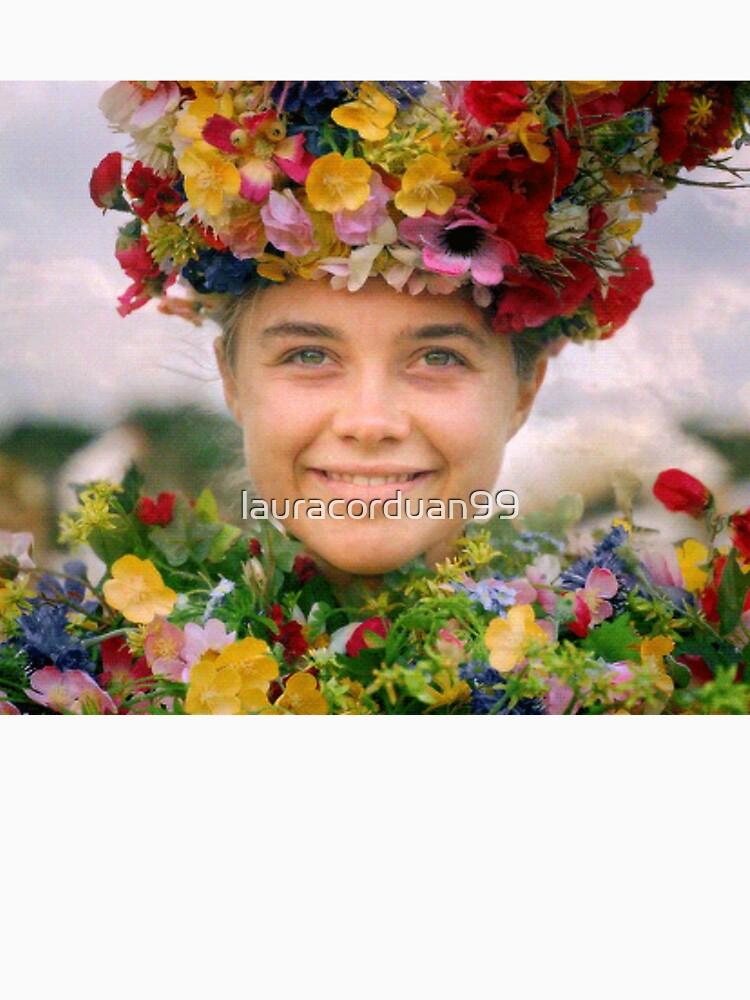 MIDSOMMAR MAY QUEEN - dani ardor / florence pugh by lauracorduan99