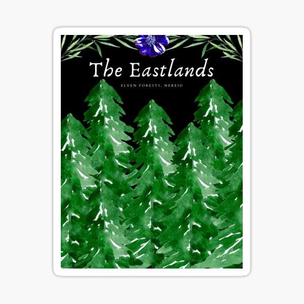 The Eastlands  Sticker